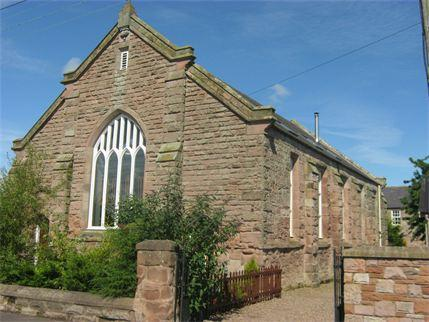 The Old Church - The Old Church, Horncliffe near Berwick-upon-Tweed - Horncliffe - rentals