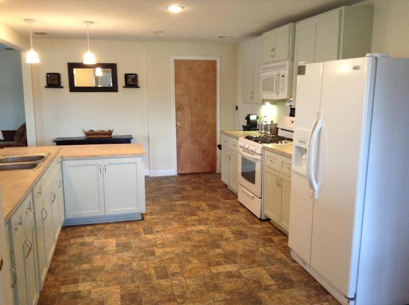 Fully equipped kitchen with open floor plan - Hill Country Get-Away! Wineries everywhere! - Johnson City - rentals
