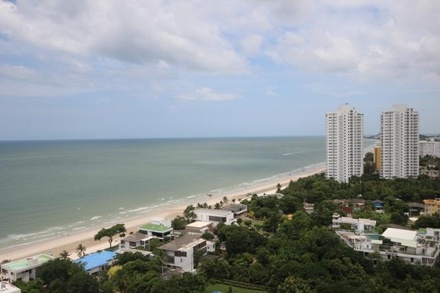 Apartment on the TOP floor in City Center - Image 1 - Hua Hin - rentals