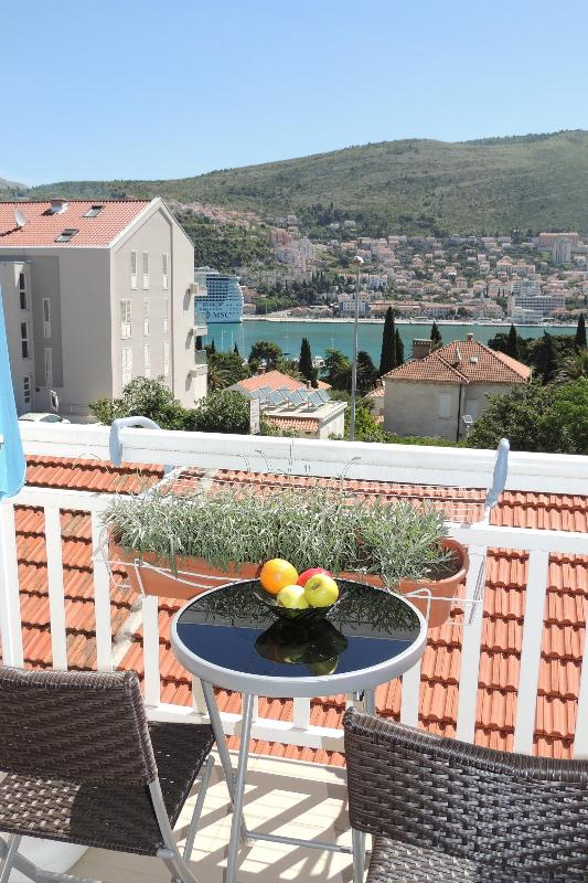 Nice view from balcony - Apartment Old Navy - Dubrovnik - rentals