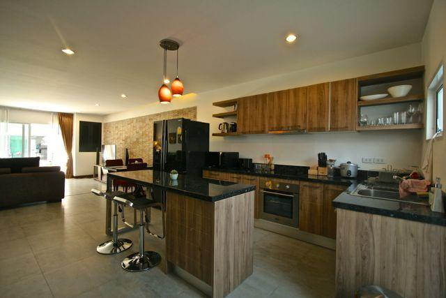 Thailand, Phuket, kamala: Spacious 3 Bedroom Townhouse *** Ideal for Short & Long Term Rentals - Image 1 - Kamala - rentals