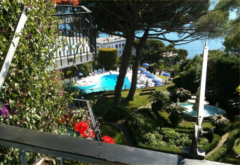 Apt Timone Breathtaking View and Pool.Rapallo - Image 1 - Rapallo - rentals