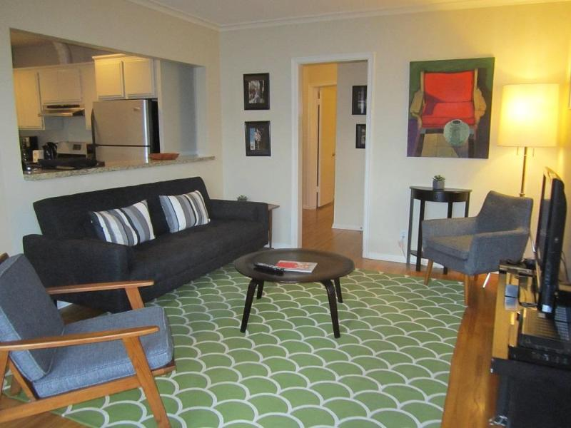 Los Feliz 2 Bedroom 1 Bath Gem - Image 1 - Los Angeles - rentals