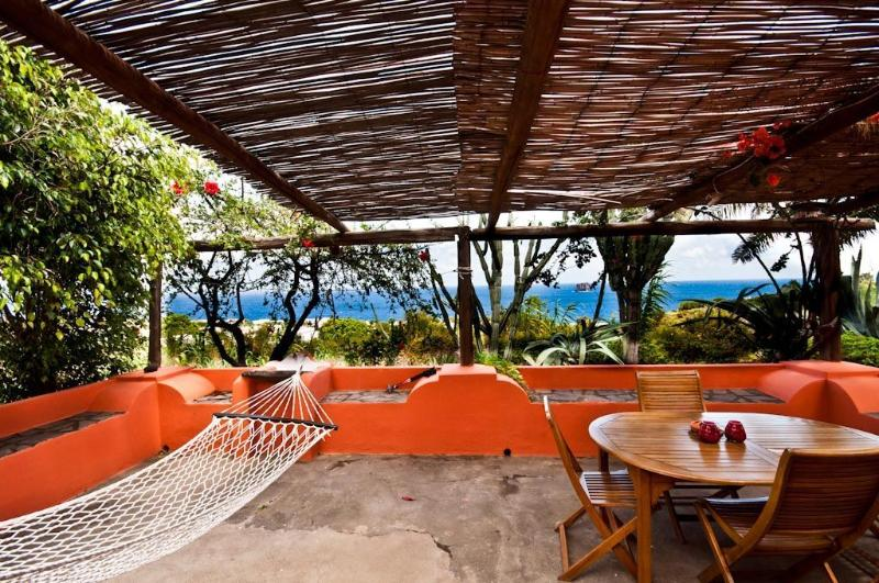 beauty privacy and nature at CASA DANI in Stromboli - Image 1 - Stromboli - rentals