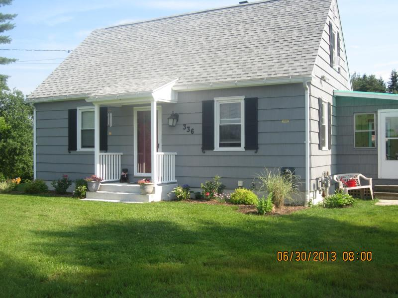 Front of House - Berkshire's Getaway ---Peace & Tranquility - Pittsfield - rentals