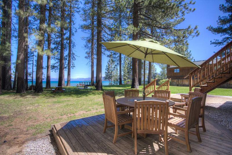Lake Views From Every Window, Private Beach, Big Yard - Image 1 - South Lake Tahoe - rentals