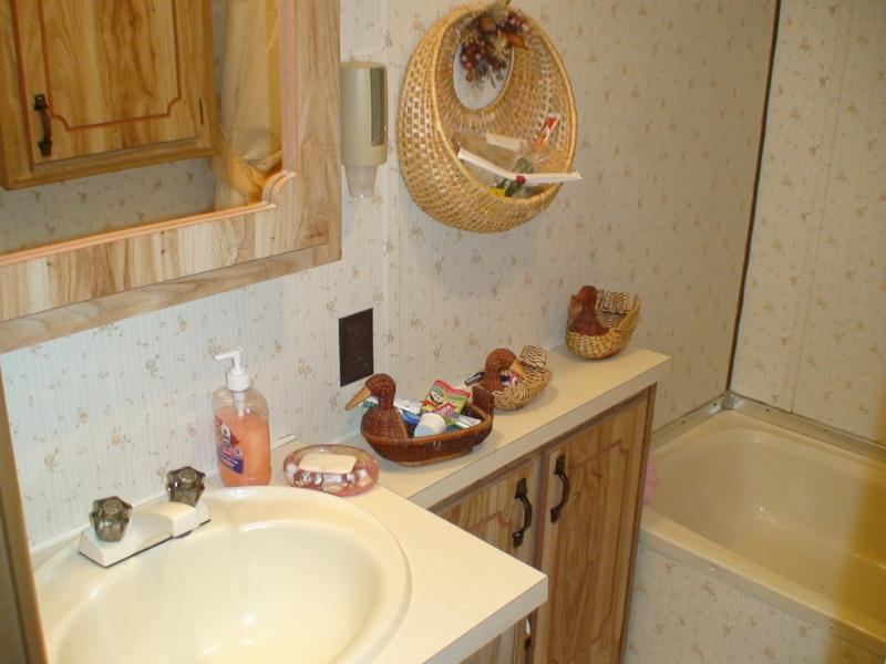 Bathroom - Eagle Lake 2-BR Vacation Summer Home - Gouldsboro - rentals