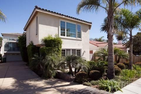 Street view of home - Family Beach House - Carlsbad - rentals