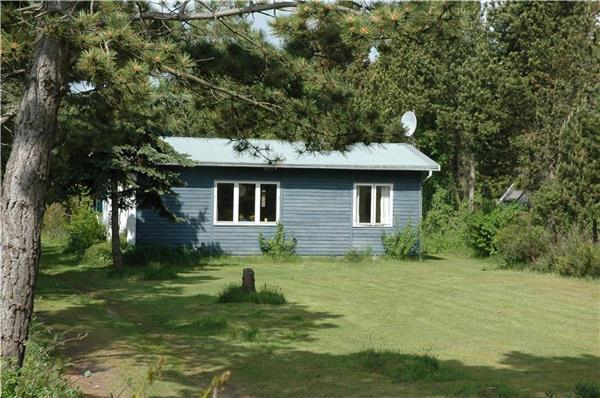 Holiday house for 4 persons near the beach in Elsegaarde Strand - Image 1 - Ebeltoft - rentals
