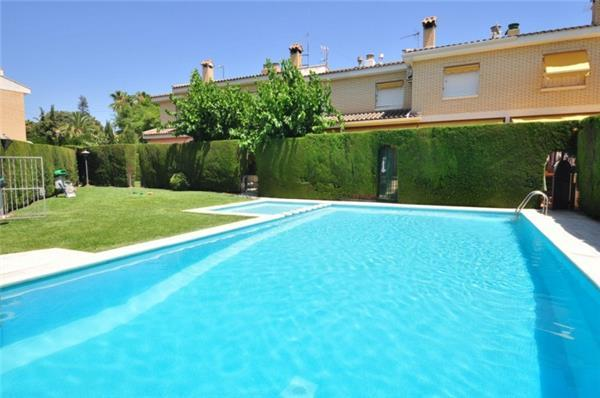 Holiday house for 7 persons, with swimming pool , in Cambrils - Image 1 - Cambrils - rentals