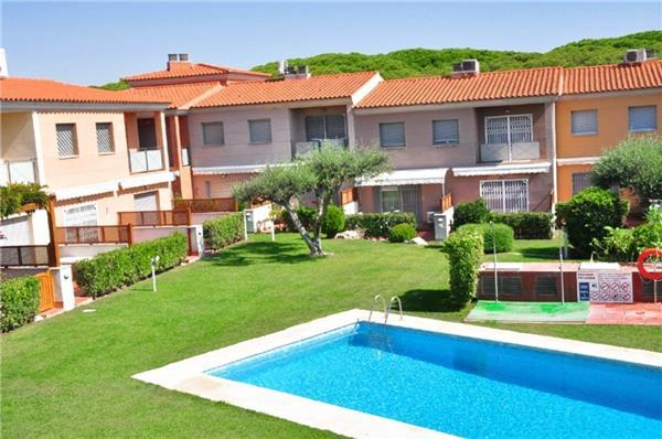 Holiday house for 6 persons, with swimming pool , in Cambrils - Image 1 - Cambrils - rentals