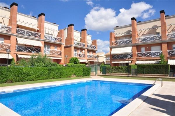 Holiday house for 8 persons, with swimming pool , in Cambrils - Image 1 - Cambrils - rentals