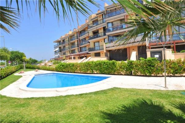 Apartment for 8 persons, with swimming pool , in Cambrils - Image 1 - Cambrils - rentals