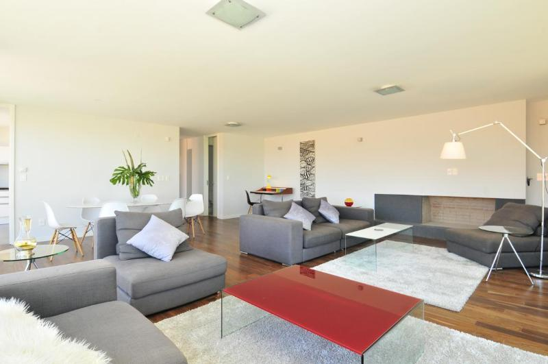 Luxury Waterfront Furnished Penthouse Rent Lido203 - Image 1 - Montevideo - rentals