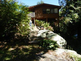 Rocky River Cottage - Image 1 - Chimney Rock - rentals