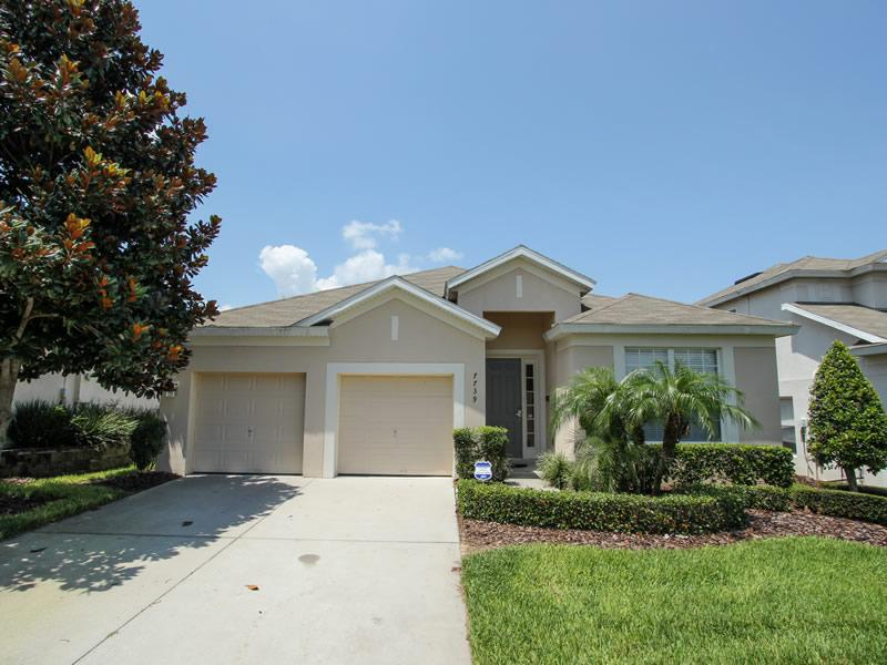 Beautiful detached 4 bed home  in Windsor Hills - Image 1 - Kissimmee - rentals