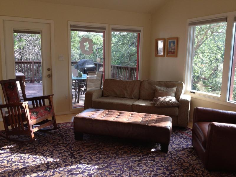 Living room #1 - Stunning house near all the sights! - Austin - rentals