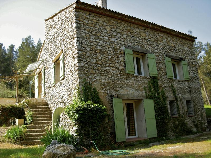 With the setting sun of Provence - La Bergerie du Montaiguet - Aix-en-Provence - rentals