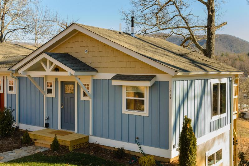 New cottages with views! - Image 1 - Asheville - rentals