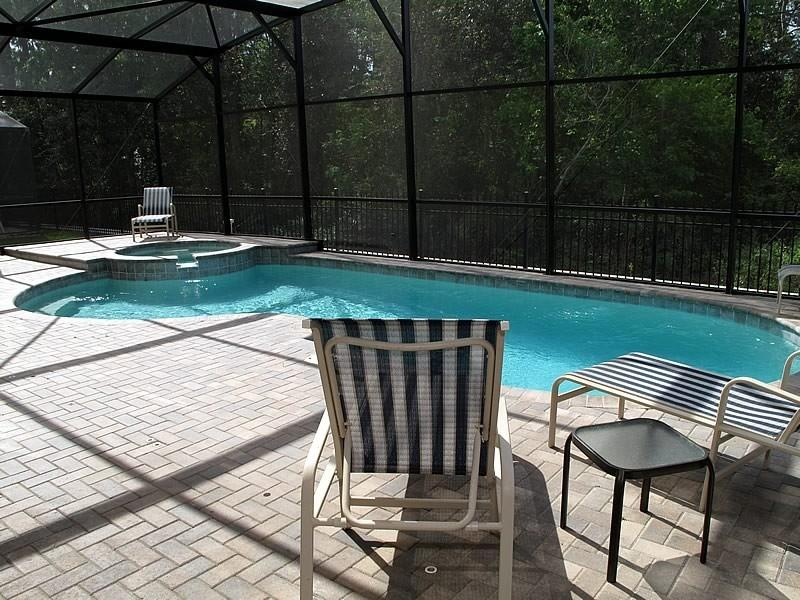 5 bed home with private south facing pool - Image 1 - Kissimmee - rentals