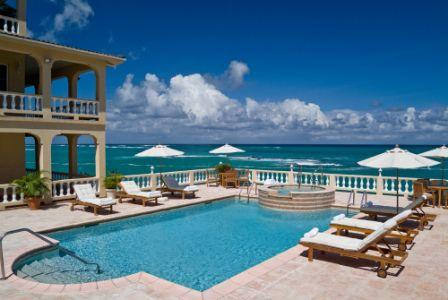 Pool and Jacuzzi  - Large luxury Anguilla villa up to 20% discount - Limestone Bay - rentals
