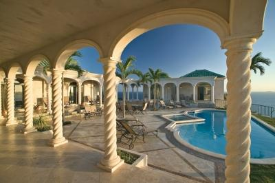 Breathtaking 5 Bedroom Villa with Panoramic View in Chocolate Hole - Image 1 - Chocolate Hole - rentals
