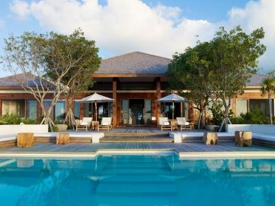 Sensational 5 Bedroom Villa with Private Pool in Parrot Cay - Image 1 - Parrot Cay - rentals