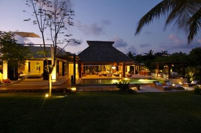 5 Bedroom ViIlla with Infinity Salt Water Pool in Punta Mita - Image 1 - Punta de Mita - rentals