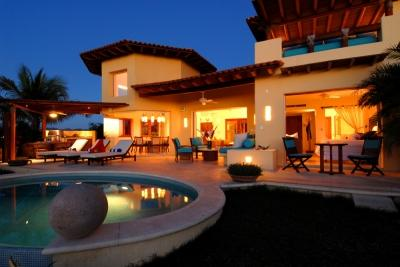 3 Bedroom Villa with Private Patio and Outdoor Shower in Punta Mita - Image 1 - Punta de Mita - rentals