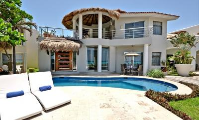 Wonderful 4 Bedroom Villa in Playa del Carmen - Image 1 - Playa del Carmen - rentals