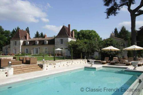 Blissful Country Chateau, Dordogne, FRMD150 - Image 1 - Eymet - rentals
