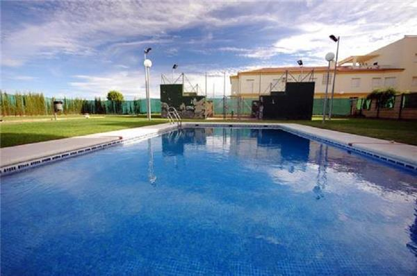 Apartment for 6 persons, with swimming pool , near the beach in Sanlucar de Barrameda - Image 1 - Chipiona - rentals