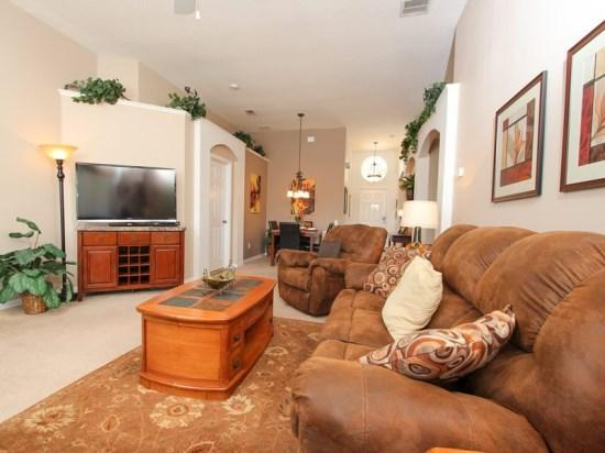 Luxury 4 bedroom house with game room - Image 1 - Orlando - rentals