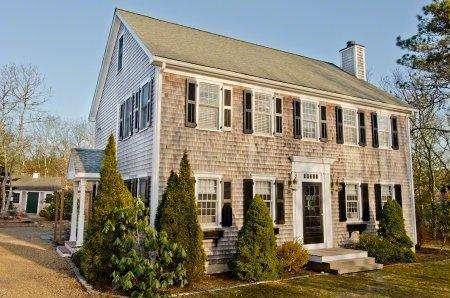 NEW FOR SUMMER 2014: CHIC COASTAL COLONIAL - EDG WHAR-25 - Image 1 - Martha's Vineyard - rentals