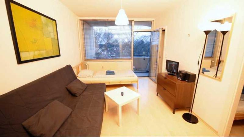 03 Holiday Apartment in Cologne vor 4 person - Image 1 - Gremberghoven - rentals