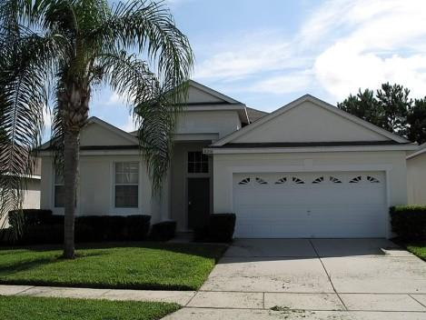 4 bedroom 3 bath luxury pool home in Windsor Palms - Image 1 - Kissimmee - rentals