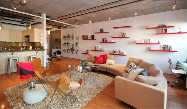 East Village loft-parking, walk to conventions! - Image 1 - San Diego - rentals