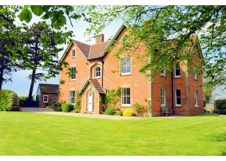 The Victorian Rectory - Image 1 - Littleton-upon-Severn - rentals