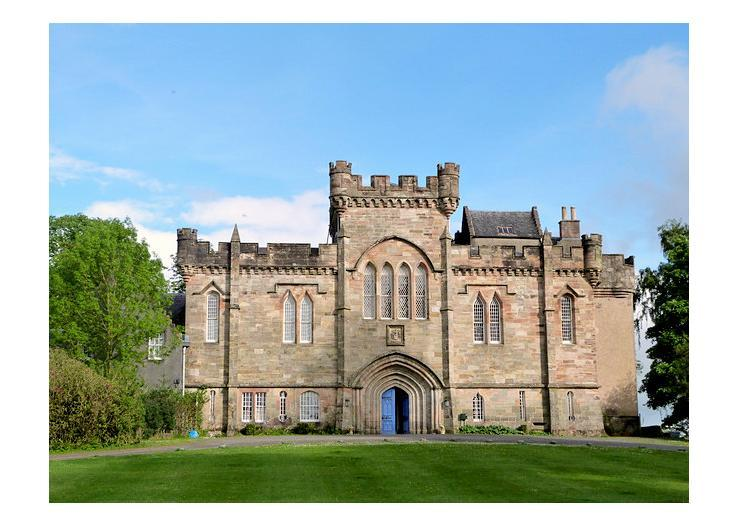 C13th Scottish Castle - Image 1 - Fenwick - rentals