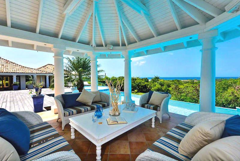 St. Martin Villa 162 Immediately Feel Like You're In Your Own Private World. - Image 1 - Terres Basses - rentals