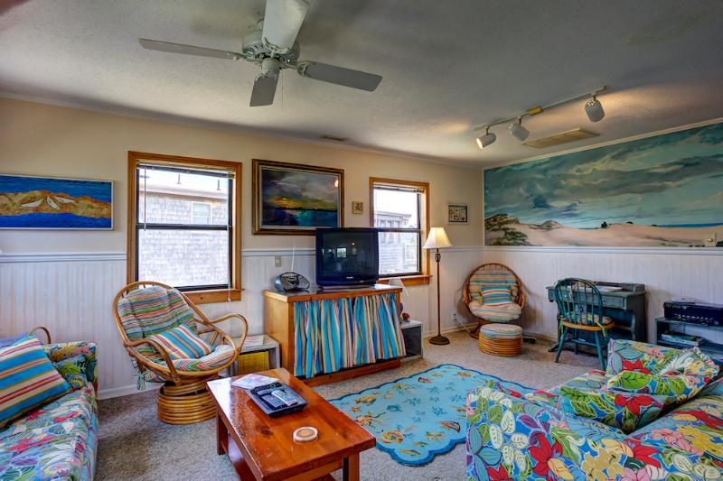Cheery and Bright - ABSea oceanblock cottage - Avon - rentals
