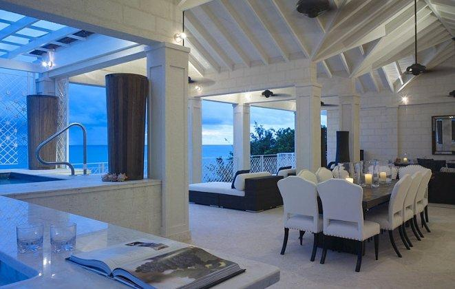 General Interior - Stylish 4 Bedroom Apartment by Oceanfront with Spa - Holetown - rentals