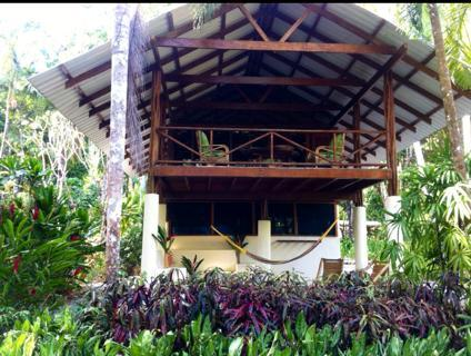 Wide open to nature - Intimate home in front of Matapalo surf break - Cabo Matapalo - rentals