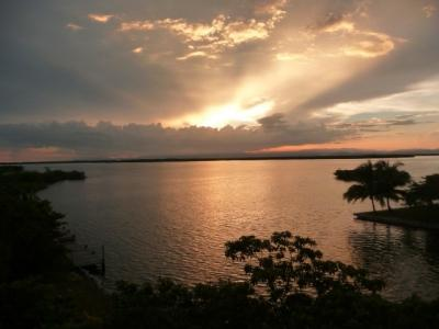 Sun Set Without You - The Windflower  - Quiet & Airy Waterfront Suites - Placencia - rentals