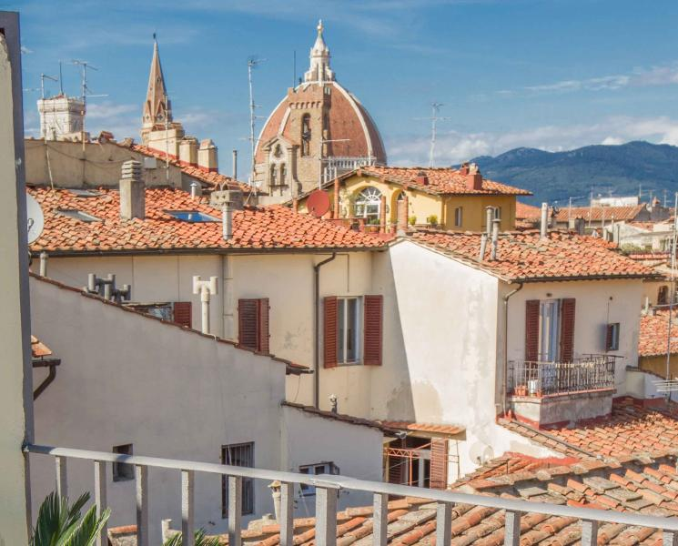 Roof Terrace With View - Image 1 - Florence - rentals