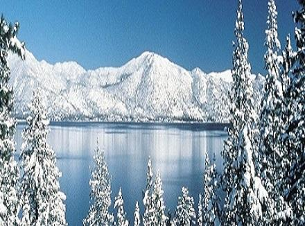 Awesome Lake Tahoe views - NEW LISTING AT HEAVENLY VALLEY SKI SLOPES WITH NEW SNOW - South Lake Tahoe - rentals