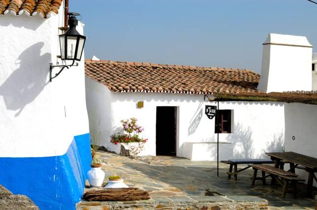 Cottage in a Historic Private Village with pool - Image 1 - Borba - rentals