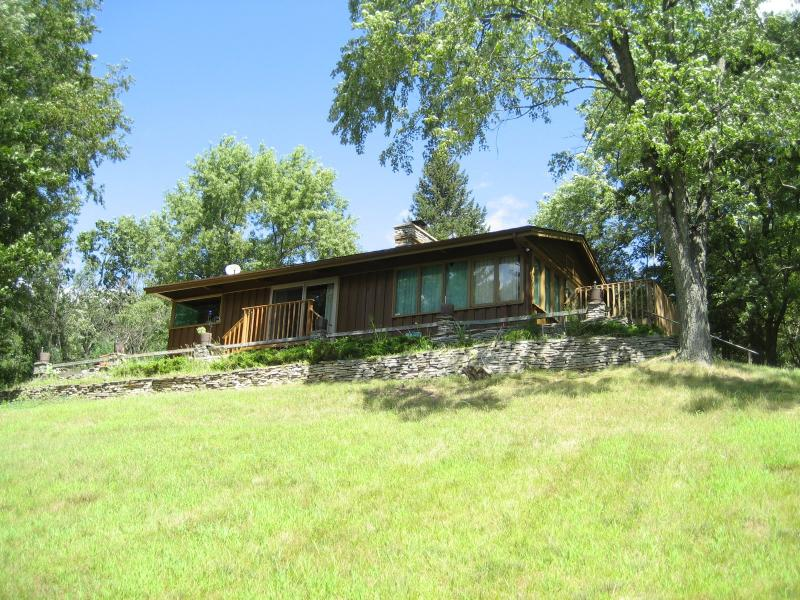 Cabin - Cabin on private lake for rent in central Wis. - Oxford - rentals