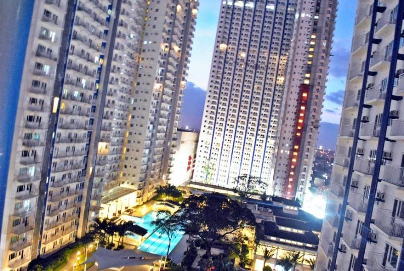 ☆♡Night Window View♡☆ - ♥ Indulge City Life through Inexpensive & Comfy Place! - Quezon City - rentals