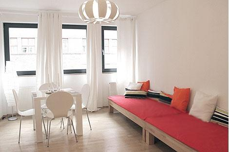 536 | Cute apartment in Auguststr. (Gallery District) - Image 1 - Berlin - rentals